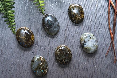 Labradorite Thumb Stone