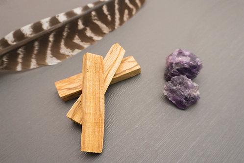 Palo Santo- Bundle of 3 Sticks