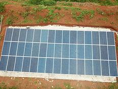 Projeto Solar Prefeito Grego