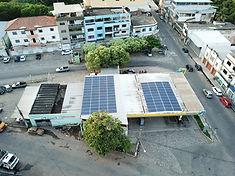 Projeto Solar Auto PostoSP