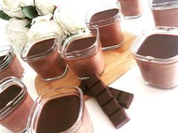 Crèmes chocolat façon la laitière