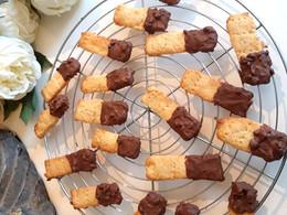 Shortbreads au chocolat Milka Daim