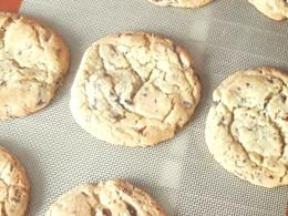 Cookies deux chocolats(blanc et noir)