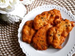 Pataniscas ou beignets de morue