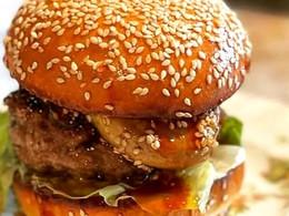 Hamburger de Noël pour les grands et les petits