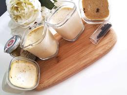 Danette vanille et pistache
