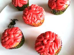 Cupcakes cerveau