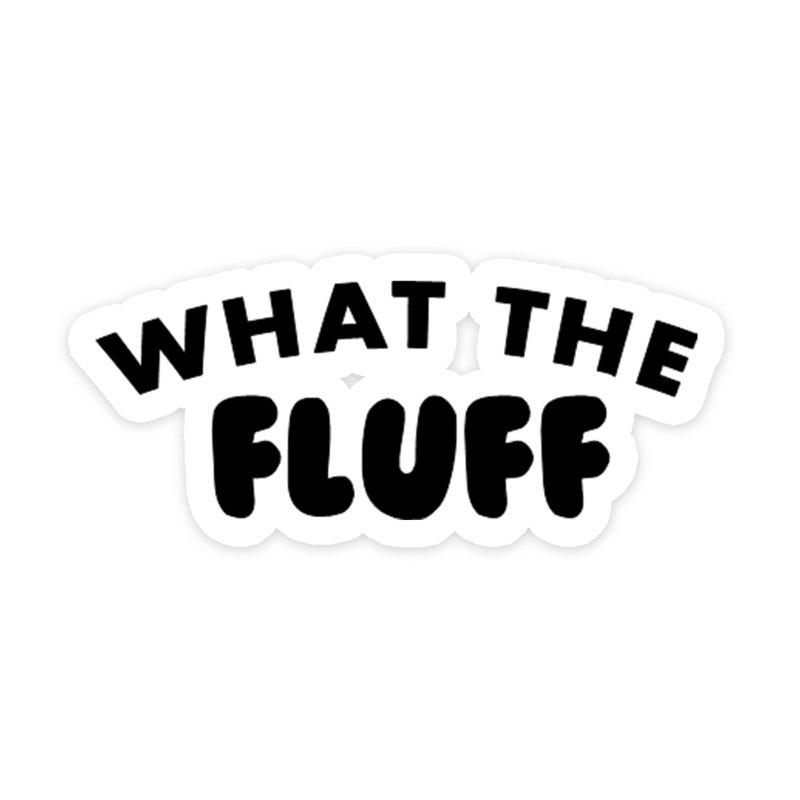 Fluff On Fleek Text Add-On