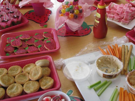 Kid's Party Food