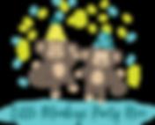 Logo Little MonLittle Monkeys Party Hire