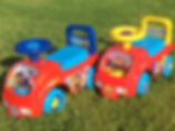 Little Monkeys Party Hire Light and Sounds Activity Rider