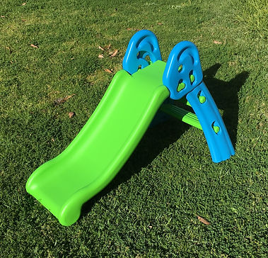 Little Monkeys Party Hire Folding Slide