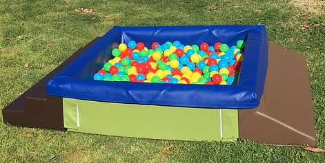 Little Monkeys Party Hire Compact Ballpit