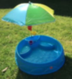 Little Monkeys Party Hire Play and Shade Pool