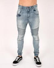 LSKD Torment Denim Jeans - Light Indigo