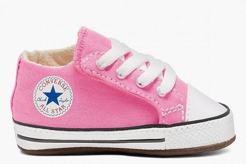 Chuck Taylor All Star Crib Canvas - Pink