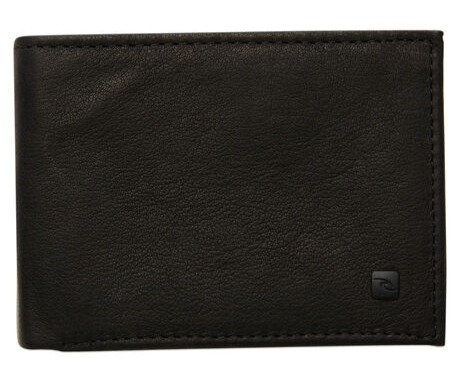 Rip Curl K-Roo Leather Wallet - Black