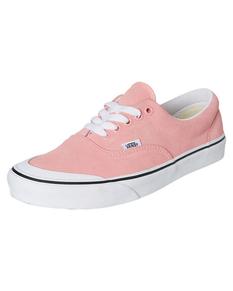 Vans Era Suede pink/white