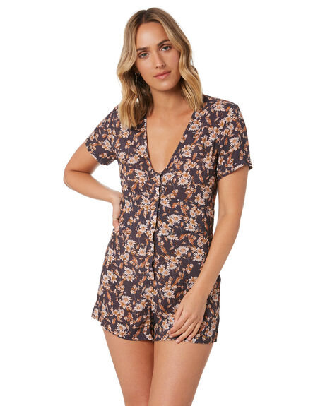 Rusty Meadows Playsuit