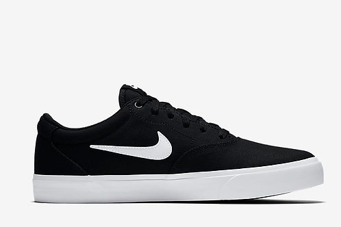 Nike SC Charge Canvas - Black/White