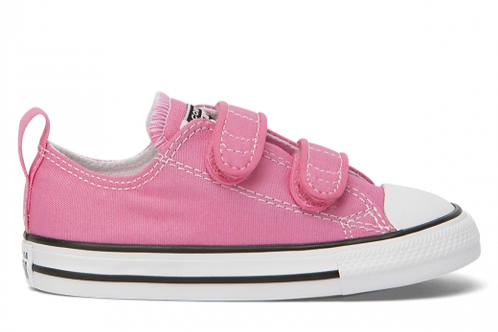Converse Chuck Taylor All Star 2V Toddler Low Top - Pink