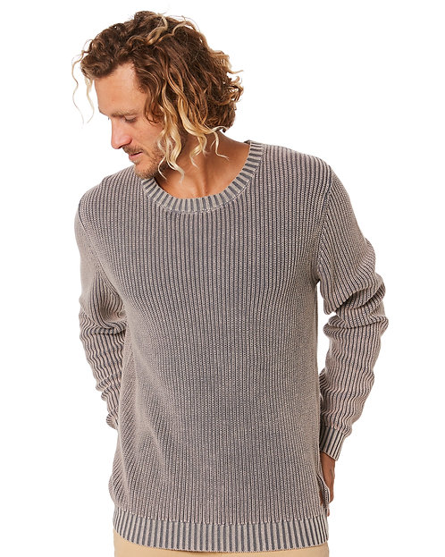 Rusty Over Dead Crew Knit
