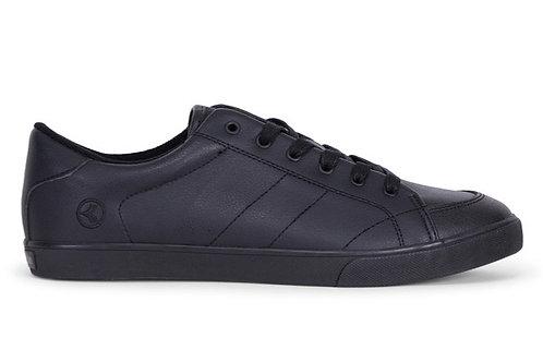 Kustom Kramer - Black/leather