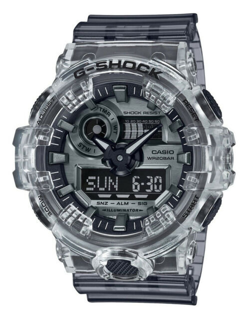 Casio G-Shock GA700SK-1A Skeleton Series