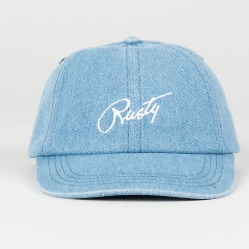 Rusty Newport Adjustable Cap