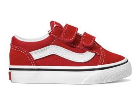Vans Old Skool Toddler - Red