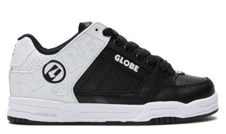 Globe Tilt Black White Split