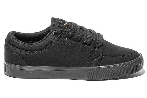 Globe GS Canvas - Black/Black
