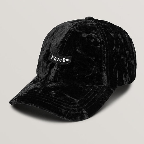 Volcom Just a Crush Cap - Black