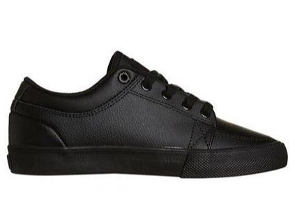 Globe Kids GS - Black Leather
