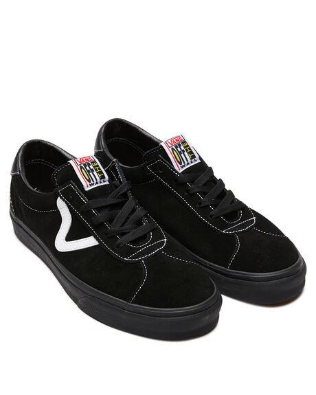 Vans Sport Suede Black/Black