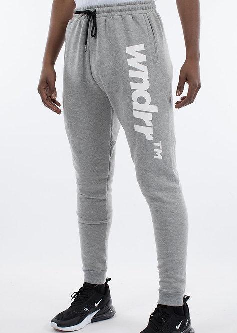 WNDRR Trademark Trackpant - Grey