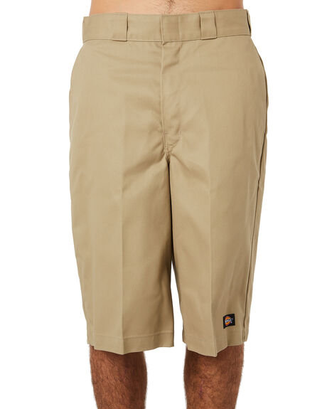 Dickies 13 Inch Multi Pocket Work Shorts - Khaki
