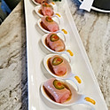Yellowtail Jalapeno Appetizer