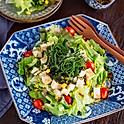Umi Signature Tofu Salad