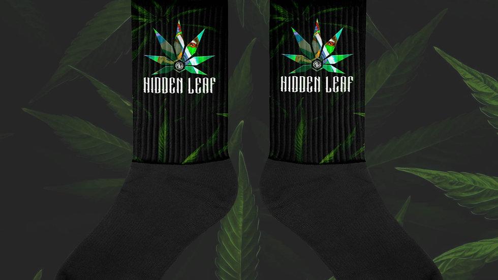 Hidden Leaf Socks