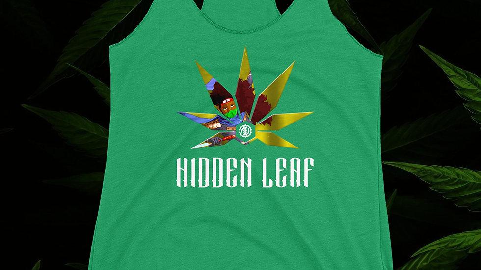 Hidden Leaf Women's Tank
