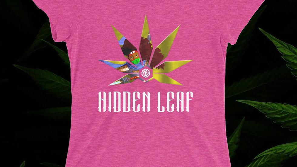 Hidden Leaf Women's Tshirt