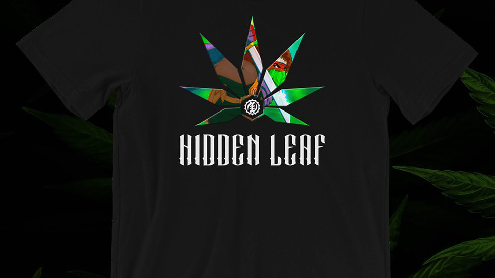 HIDDENLEAF T-SHIRTS