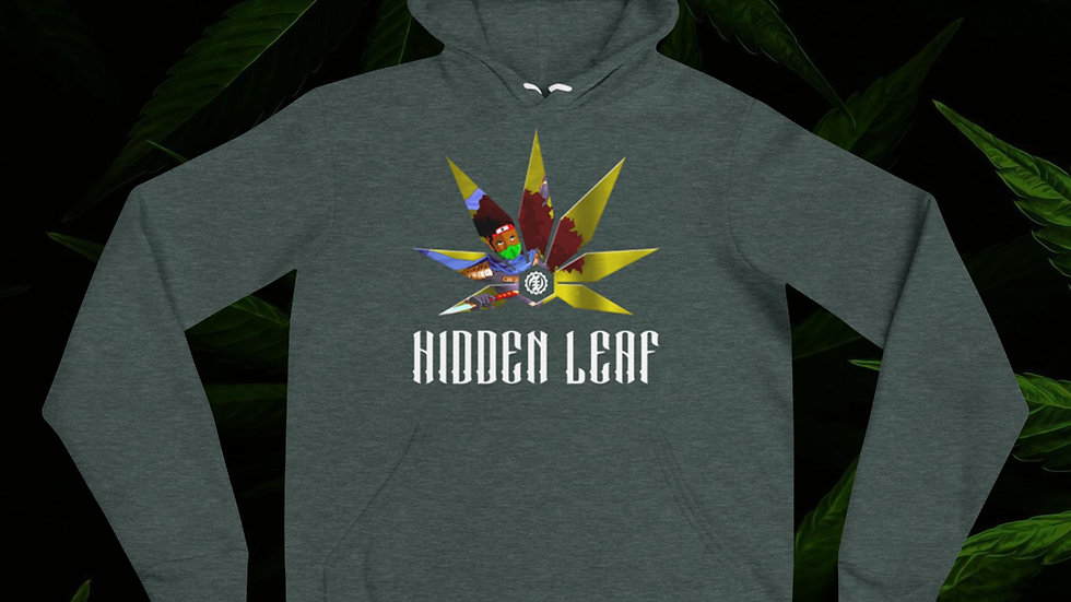 Hidden Leaf Women's Hoodie