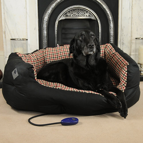 Sutton Extra Large Heated Dog Bed