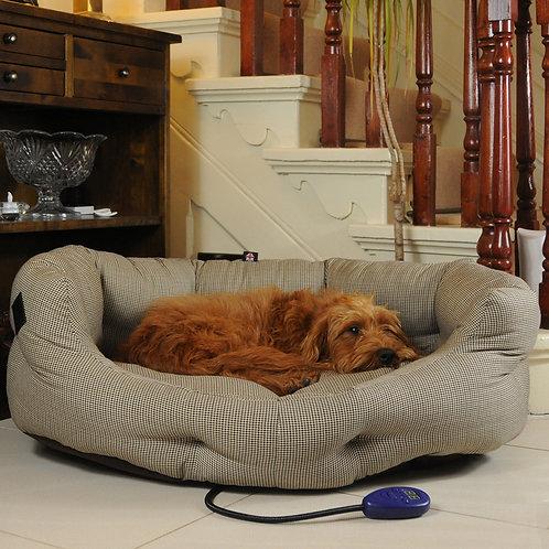 Ripley Medium Heated Dog Bed