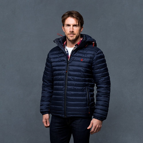 Mens Heated Traveller Jacket