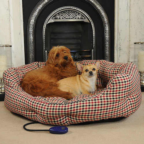 Sewerby Large Heated Dog Bed