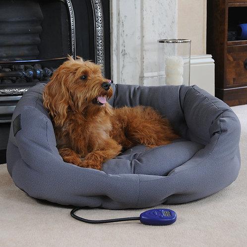 Kiplin Medium Heated Dog Bed