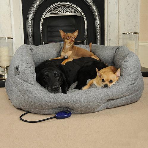 Sledmere Extra Large Heated Dog Bed